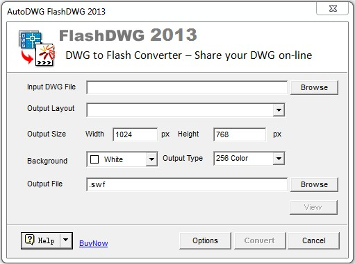 DWG2Flash-Step1
