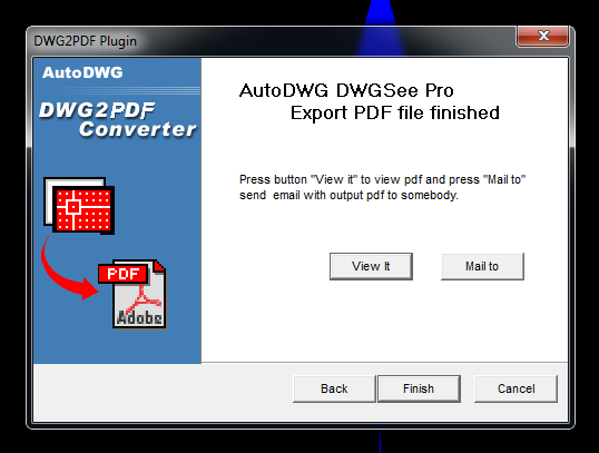 pdf dwg converter free  crack windows