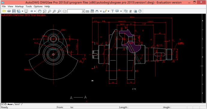 Dwgsee dwg viewer view dwg autocad viewer voloview replacer Opensource cad dwg