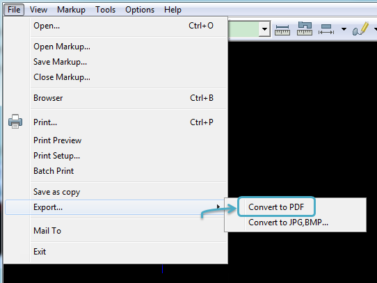 how to convert text to curve in pdf