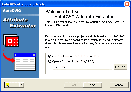 Attribue Extractor,Block Attribute Extraction, Attribute Extractor