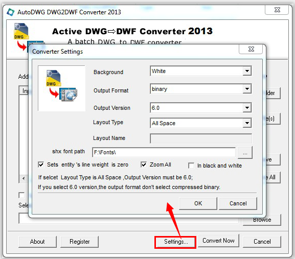 convert dwf to dwg online free