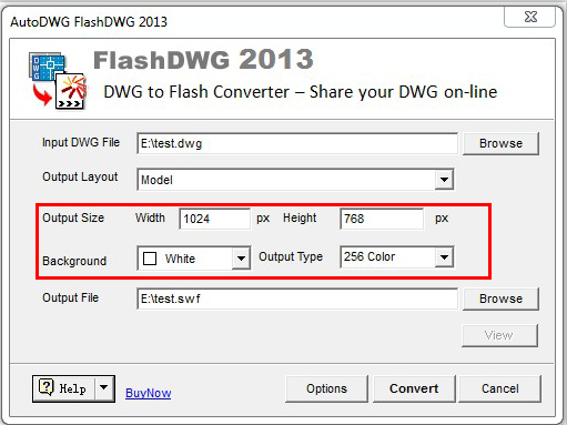 DWG2Flash-Step4