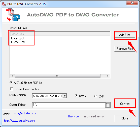PDF to DWG Converter, Convert pdf to dwg Accurately & Quickly